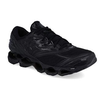 Mizuno WAVE PROPHECY 8 - Chaussures running Homme blk/blk/darkshadow