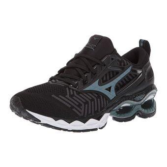 Mizuno WAVE CREATION 20 - Zapatillas de running hombre blk/blk/darkshadow