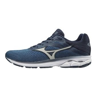 Mizuno WAVE RIDER 23 - Chaussures running Homme campanula/vblue/dressblu