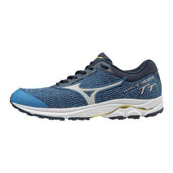 Mizuno WAVE RIDER TT - Chaussures running Homme campanula/vblue/dblues