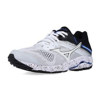 Mizuno WAVE INSPIRE 15 - Chaussures running Homme wht/wht/blk