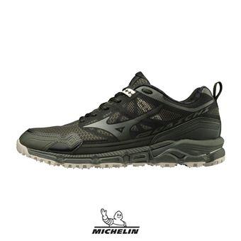 Mizuno WAVE DAICHI 4 - Chaussures trail Homme fnight/forestnight/sclou