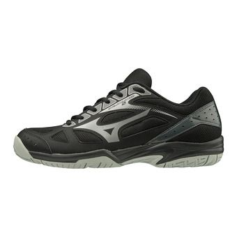Mizuno CYCLONE SPEED 2 - Chaussures volleyball blk/silver/darkshadow