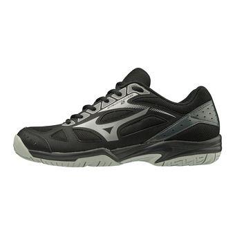 Mizuno CYCLONE SPEED 2 - Chaussures volleyball blk/silver/darkshadow