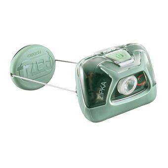 Petzl ZIPKA - Lampe frontale vert