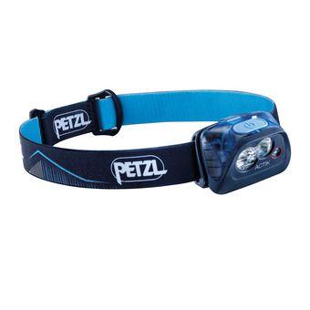 Petzl ACTIK - Linterna frontal azul