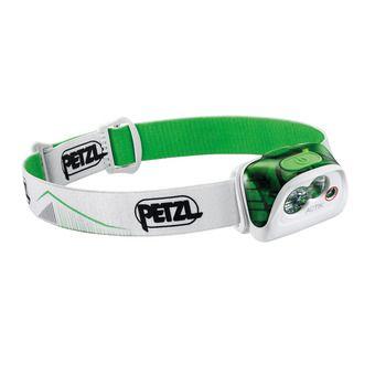 Petzl ACTIK - Lampe frontale vert