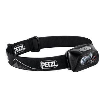Petzl ACTIK CORE - Lampe frontale noire