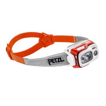 Petzl SWIFT RL - Lampe frontale orange