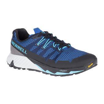 Merrell AGILITY PEAK FLEX 3 - Chaussures trail Homme colbalt