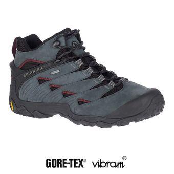 Merrell CHAM 7 MID GTX - Scarpe da escursionismo Uomo granite