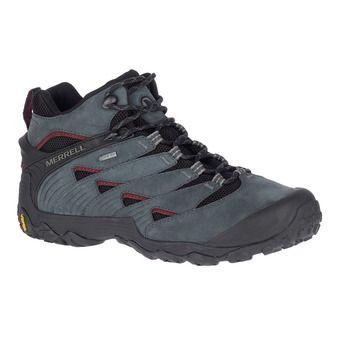 Merrell CHAM 7 MID GTX - Chaussures randonnée Homme granite