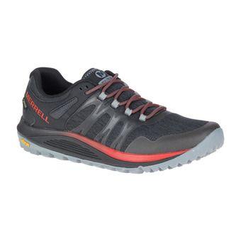 Merrell NOVA GTX - Chaussures trail Homme black