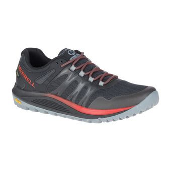 Merrell NOVA GTX - Trail Shoes - Men's - black