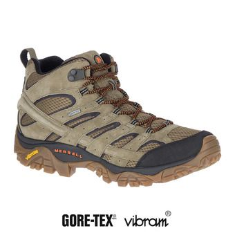 Merrell MOAB 2 LTR MID GTX - Chaussures randonnée Homme olive