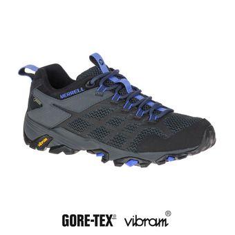 Merrell MOAB FST 2 GTX - Scarpe da escursionismo Donna black granite