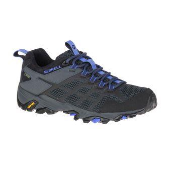 Merrell MOAB FST 2 GTX - Zapatillas de senderismo mujer black granite
