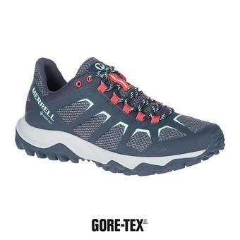 Merrell FIERY GTX -  Zapatillas de senderismo mujer  navy