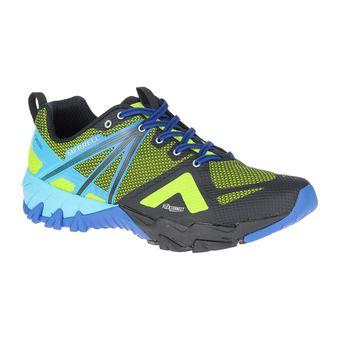 Merrell MQM FLEX GTX - Chaussures randonnée Homme lime