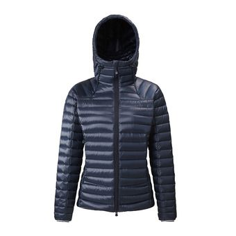 Millet TRILOGY SYNTH'X DOWN HOODIE - Down Jacket - Women's - sapphire