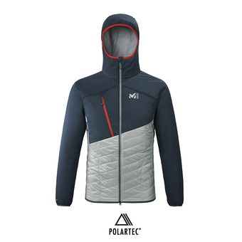 Millet ELEVATION AIRLOFT HOODIE - Chaqueta híbrida hombre high rise/orion blue