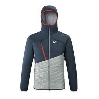 Millet ELEVATION AIRLOFT HOODIE - Veste hybride Homme high rise/orion blue