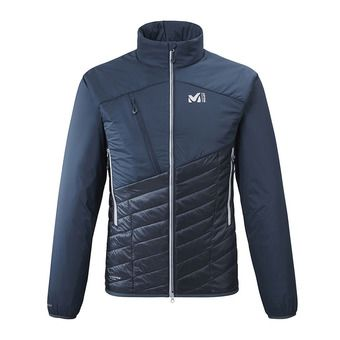 Millet ELEVATION AIRLOFT - Hybrid Jacket - Men's - orion blue