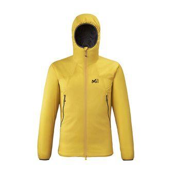 Millet K BELAY HOODIE - Jacket - Men's - mustard