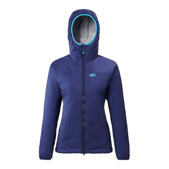 Millet K BELAY HOODIE - Jacket - Women's - blue depths