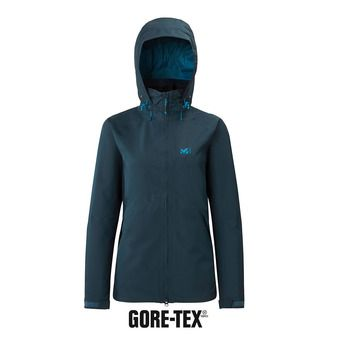 Millet GRANDS MONTETS GTX - Chaqueta mujer orion blue