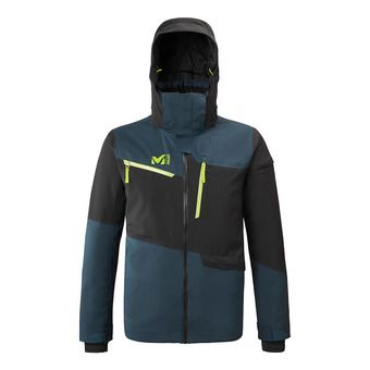 Millet ANTON GTX STRETCH - Veste ski Homme orion blue/noir