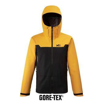 Millet KAMET LIGHT GTX - Veste Homme noir/mustard