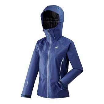Millet KAMET LIGHT GTX - Veste Femme blue depths