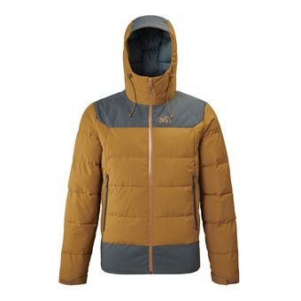 Millet OLMEDO - Down Jacket - Men's - hamilton/urban chic
