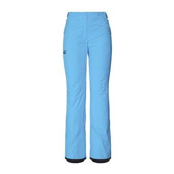 Millet ATNA PEAK - Pantalón de esquí mujer light blue