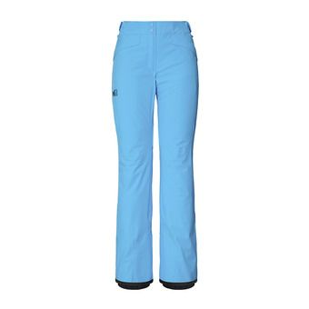 Millet ATNA PEAK - Pantalon ski Femme light blue