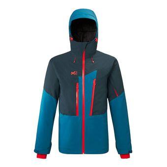 Millet M WHITE WARM 2L - Veste ski Homme cosmic blue/orion blue