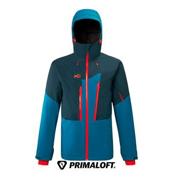 Millet M WHITE WARM 2L - Veste ski Homme cosmic blue/orion blue
