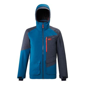 Millet MOUNT TOD - Veste ski Homme cosmic blue/orion blue