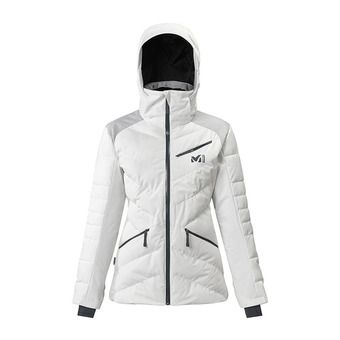 Millet HEIDEN STR - Ski Jacket - Women's - moon white