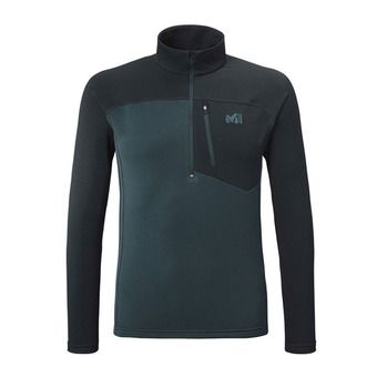Millet TECHNOSTRETCH ZIP - Polaire Homme orion blue