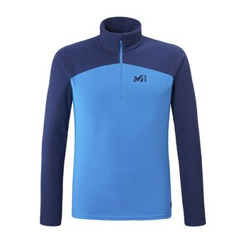 Millet K LIGHTGRID PO - Fleece - Men's - electric blue/blue depths