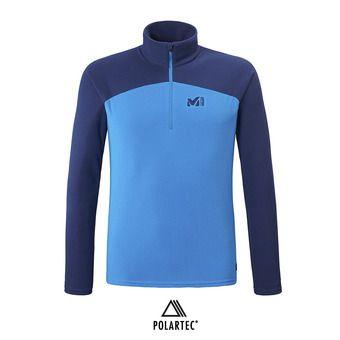 Millet K LIGHTGRID PO - Fleece - Men's - electric blue/blue depths
