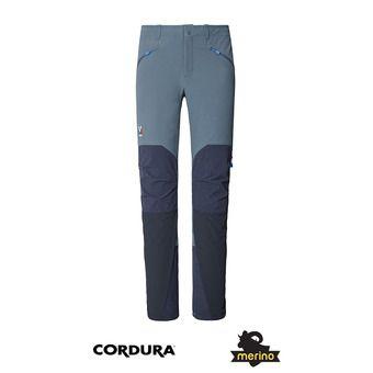 Millet TRILOGY ADVANCED CORDURA - Pantalón hombre indian/saphir