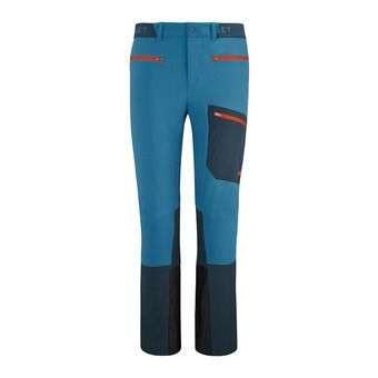 Millet EXTREME RUTOR - Pants - Men's - cosmic blue/orion blue