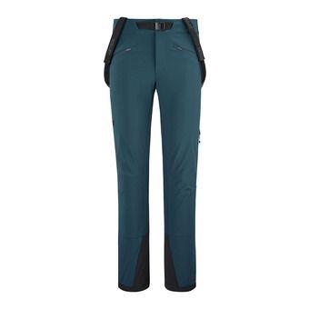 Millet NEEDLES SHIELD - Pantalón hombre orion blue