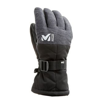 Millet MOUNT TOP DRYEDGE - Guantes mujer black