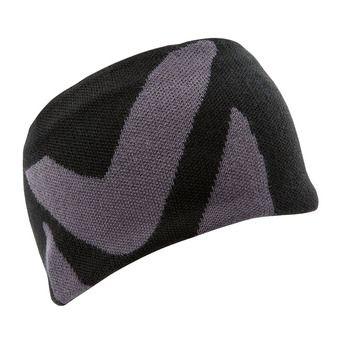 Millet LOGO - Headband - black/tarmac