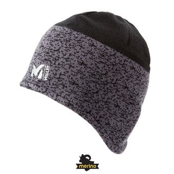 Millet TYAK EAR FLAP - Bonnet noir/tarmac