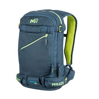 Millet MYSTIC 20L - Sac à dos orion blue/acid green